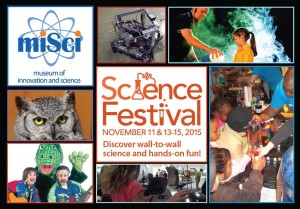 miSci's 2nd Annual Science Festival!