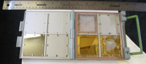 The S-10 Particle Collector for the Gemini Space Program