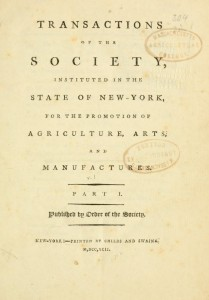 Transactions of the the Society for the Promotion of Agriculture, Arts, and Manufactures