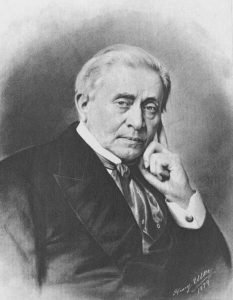 Joseph Henry, Albany Native, scientific pioneer and first director of the Smithsonian