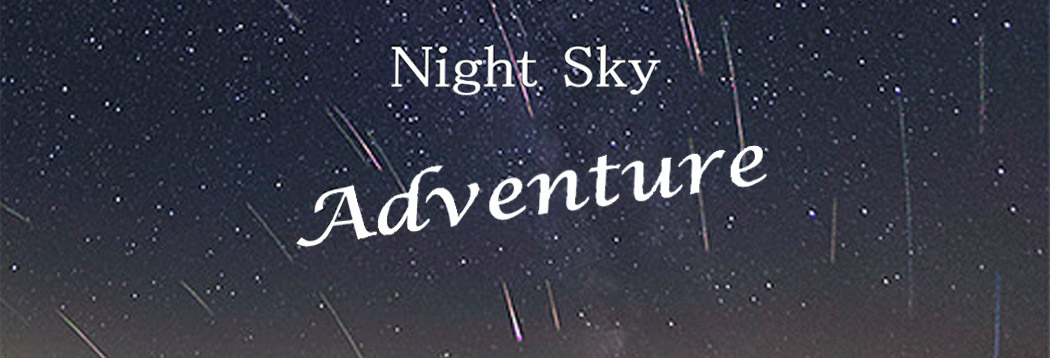 Learn about The International Space Station at October's Night Sky Adventure!