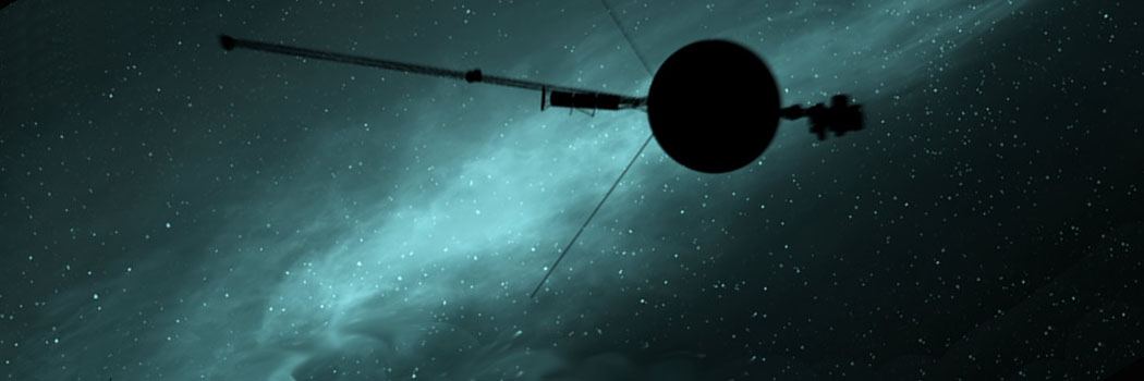 Tuesday, July 18th Night Sky Adventure:  THE FARTHEST - VOYAGER IN SPACE